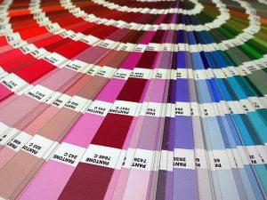 nuancier couleur