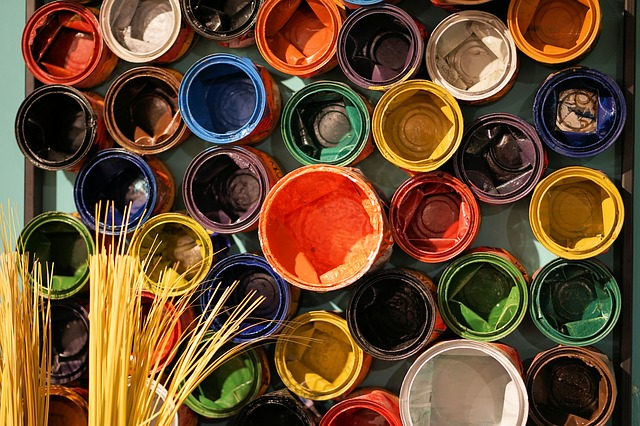 peinture décoration