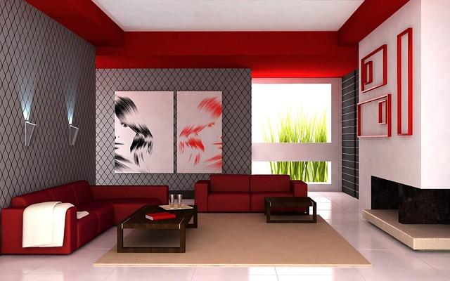 couleur décoration maison