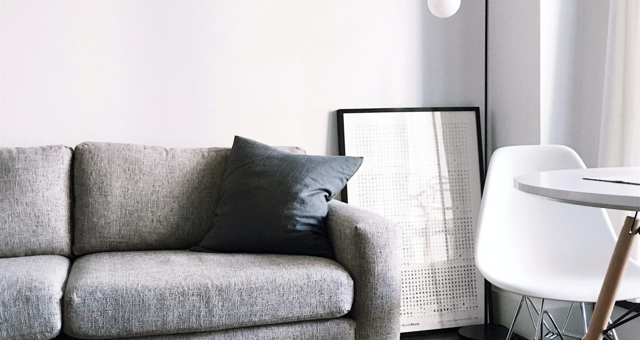 Créer une décoration de salon style scandinave