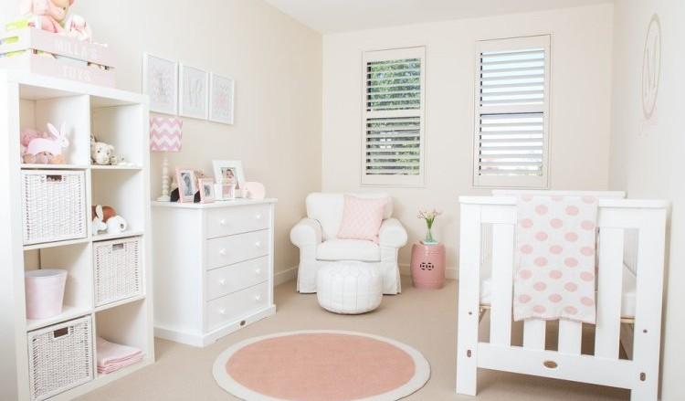 Quelles peintures dans une chambre de bébé ?